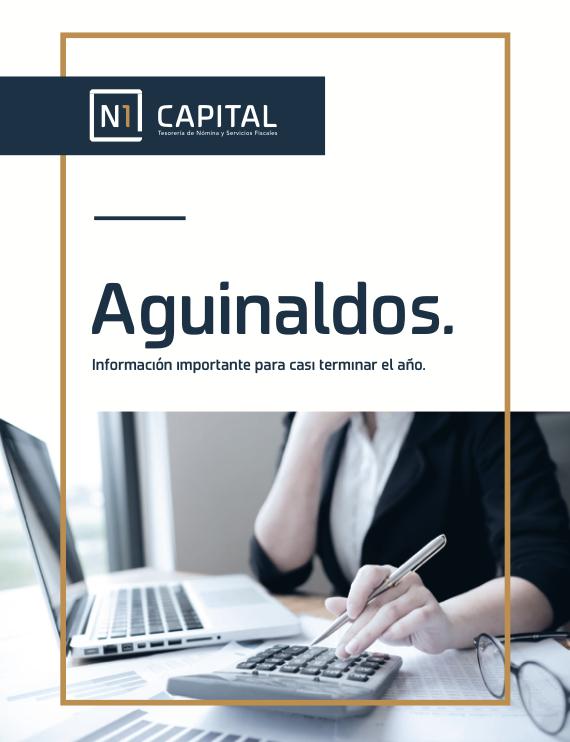 N1 Capital Guia Aguinaldos